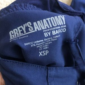 Grey's Anatomy Pants - Grey's Anatomy scrub pants
